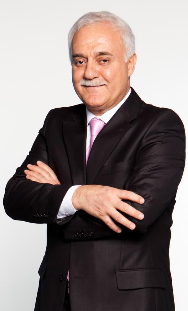 Nihat Hatipoğlu her Cuma canlı yayınla atv'de !