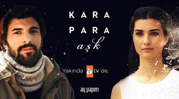 """Tuba Büyüküstün Murat Yildirim In Monte Carlo Music Of: Tuba Buyukustun And Engin Akyurek """"Kara Para Yalan Ask"""""""