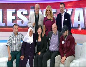 Canlı yayında uluslararası buluşma!